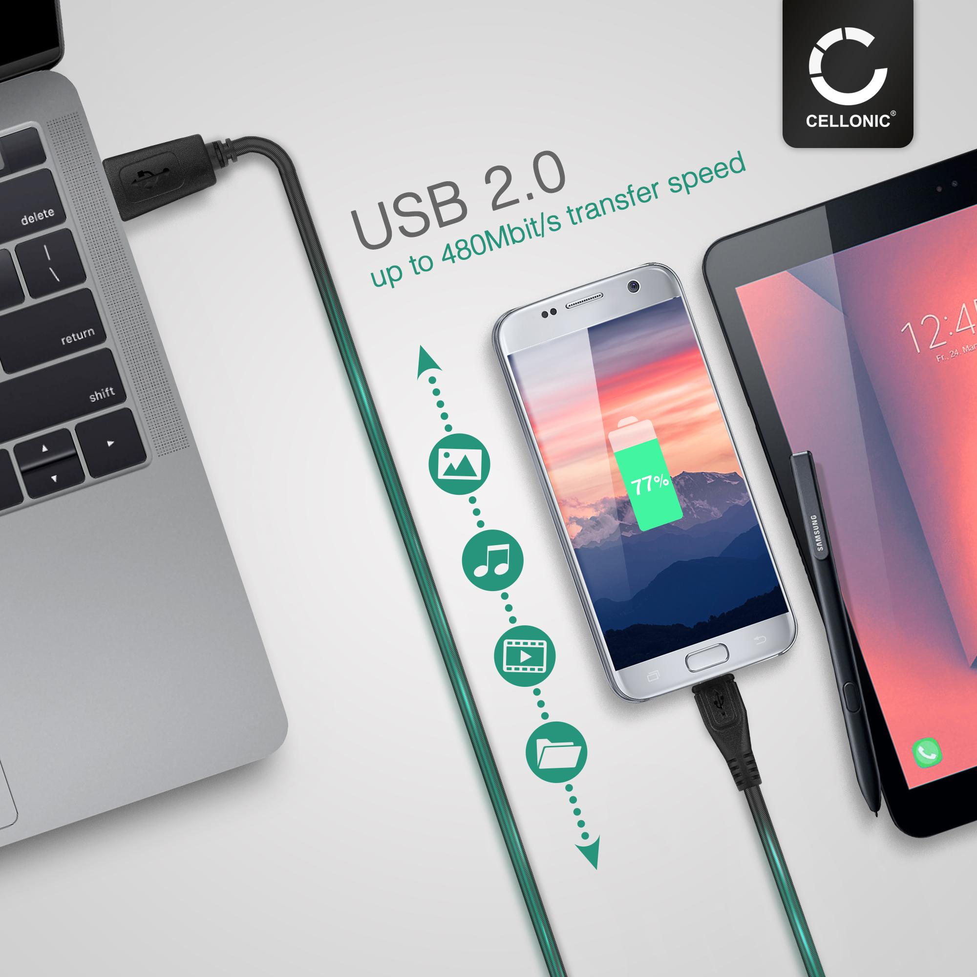 Cavo USB per Fuji FinePix ax200 CAVO DATI DATA CABLE